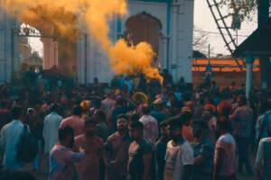Holi Festival India Viaje