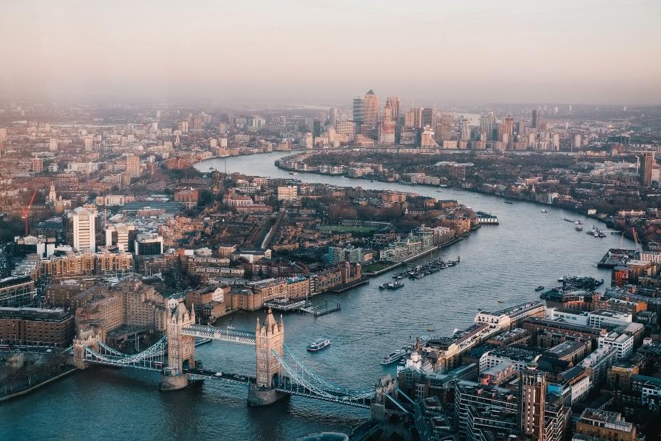 Escapada europa barata Londres