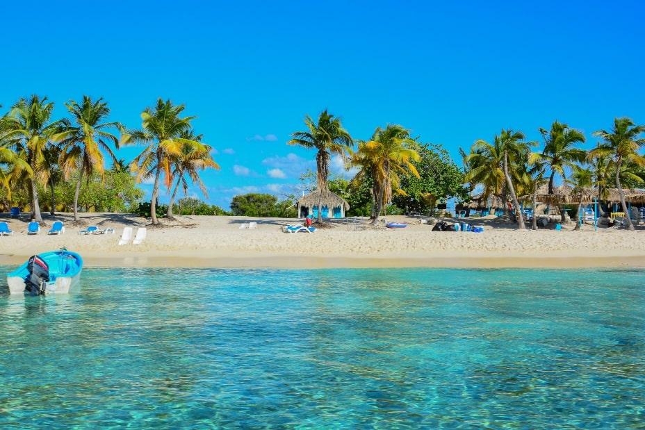 Republica Dominicana Isla Catalina