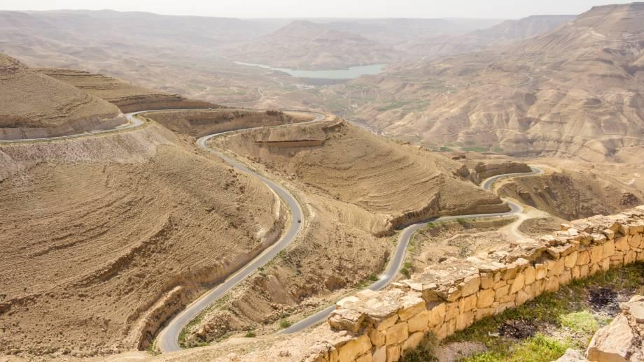 monte nebo jordania