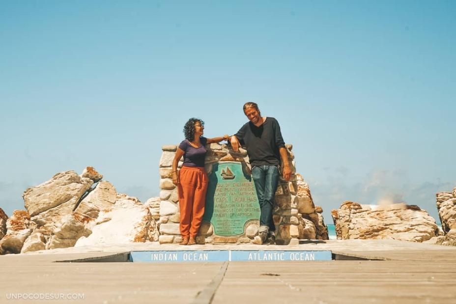 Cabo de Agujas, África