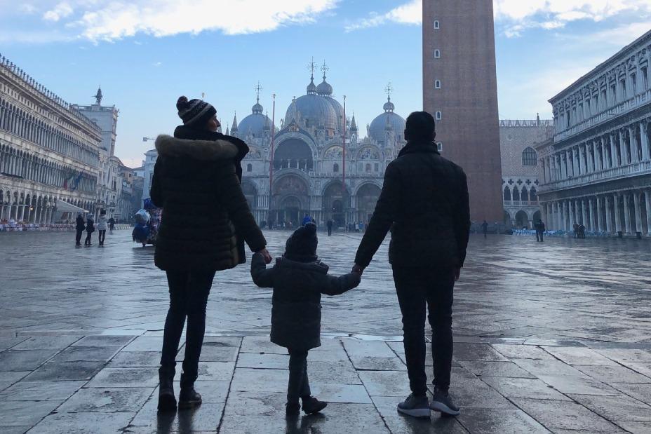 Plaza San Marcos de Venecia