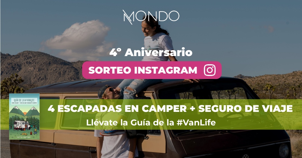 4 aniversario Mondo