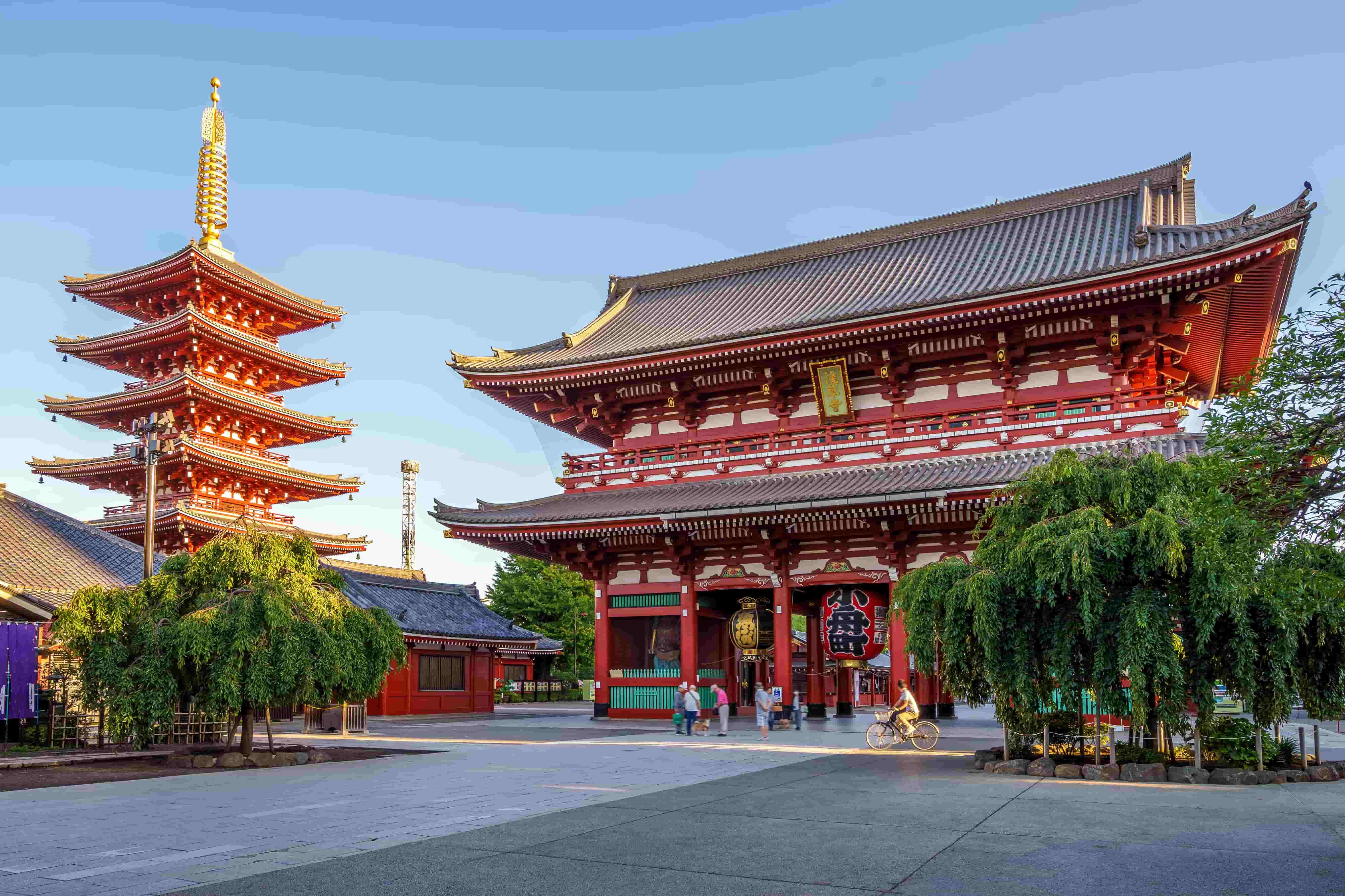 Viajar a Japón en 2021