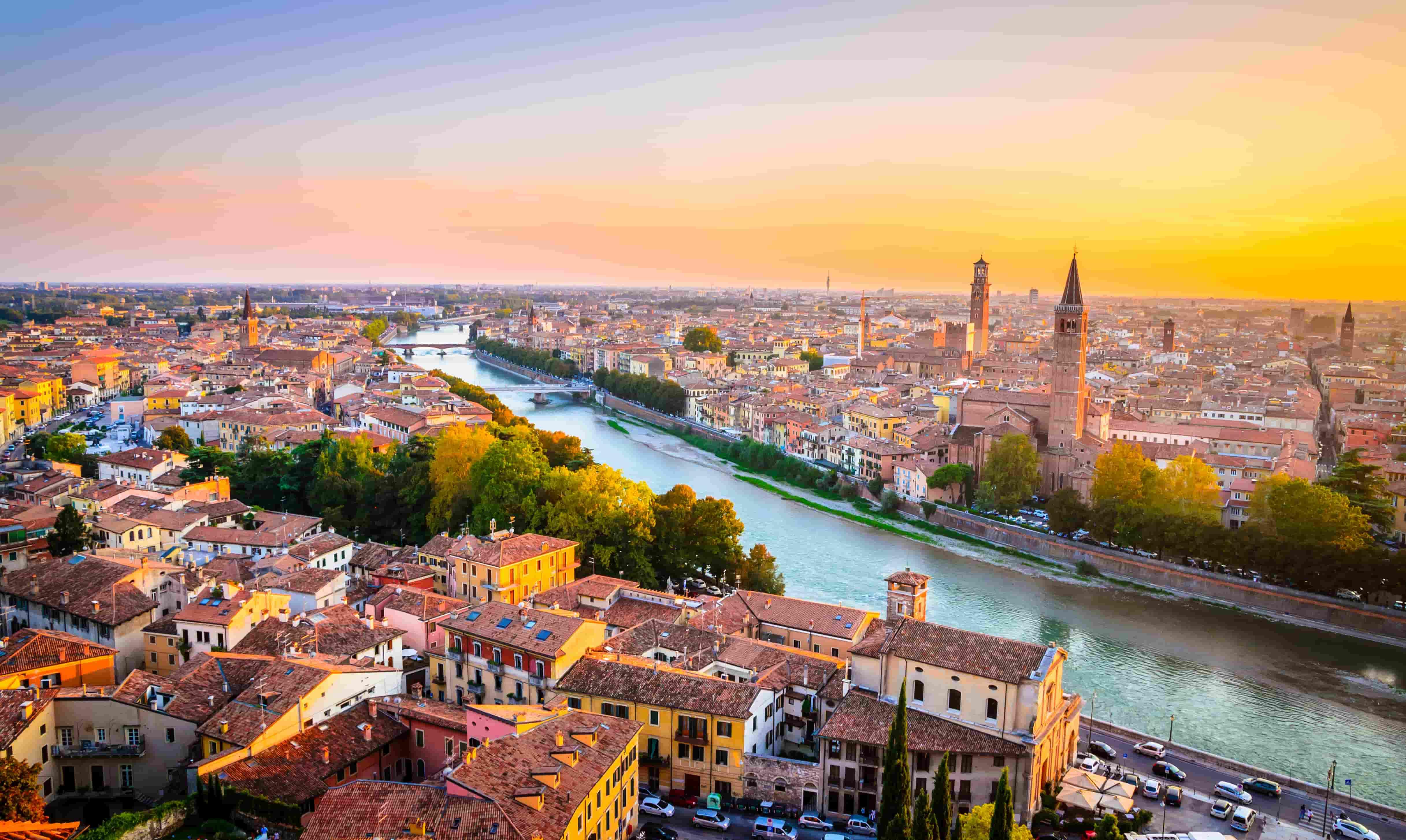 Que ver en el norte de italia: Verona