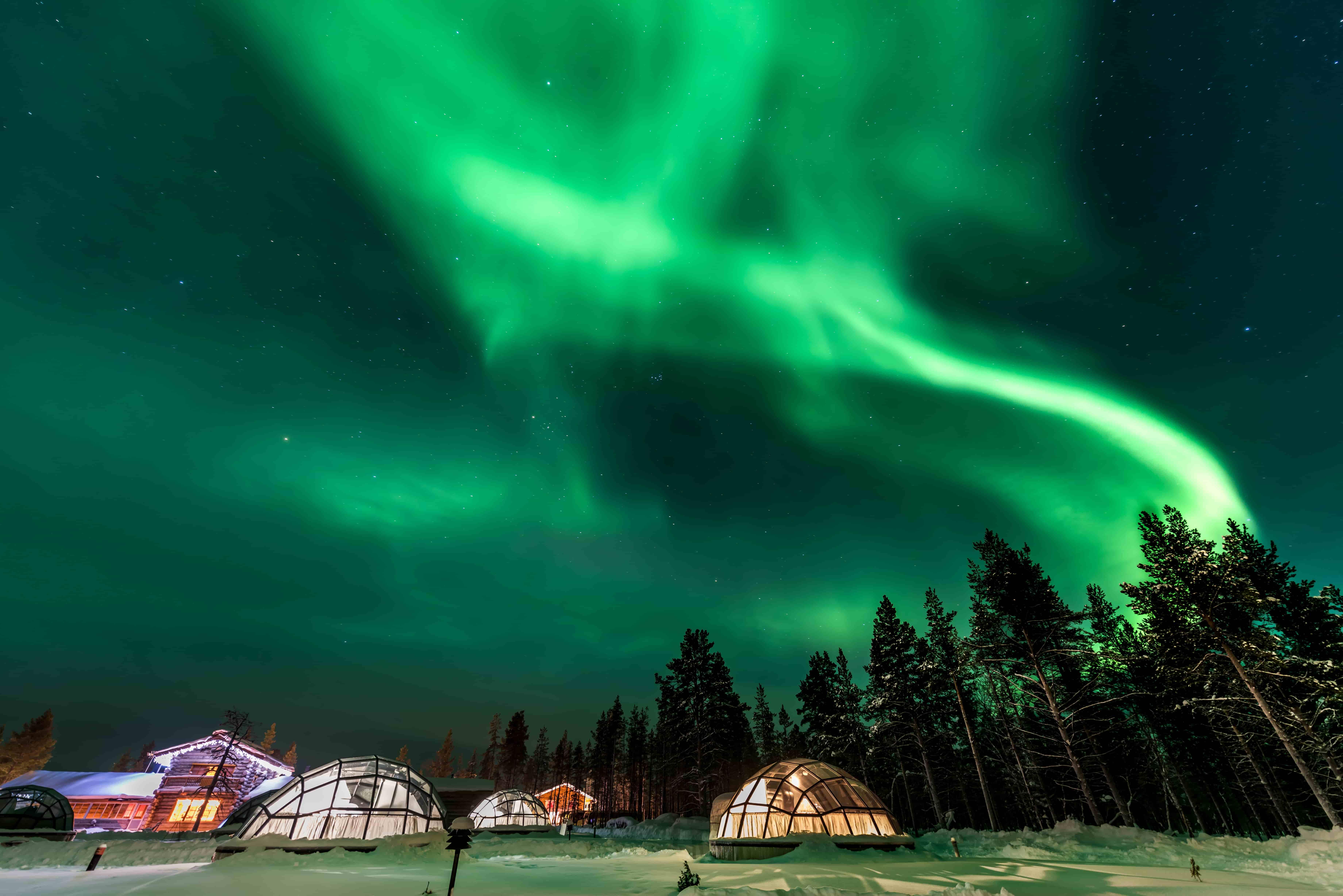 destinos sostenibles: Finlandia