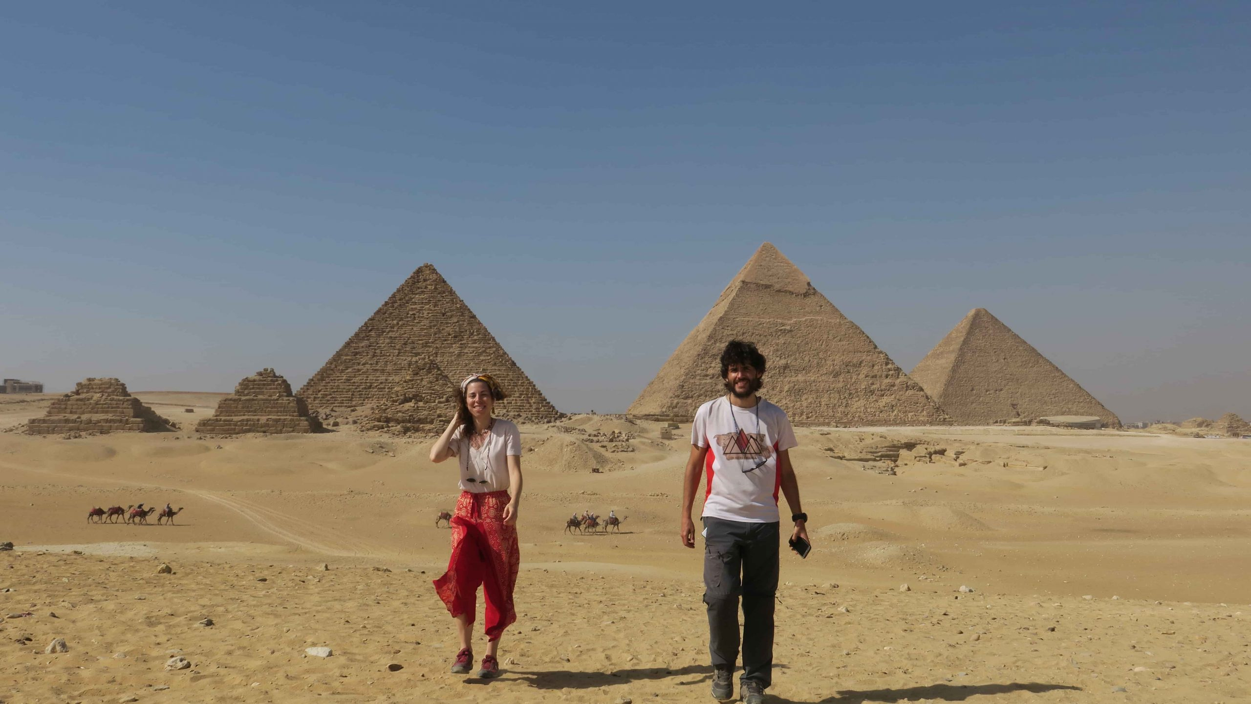 destino free covid Egipto