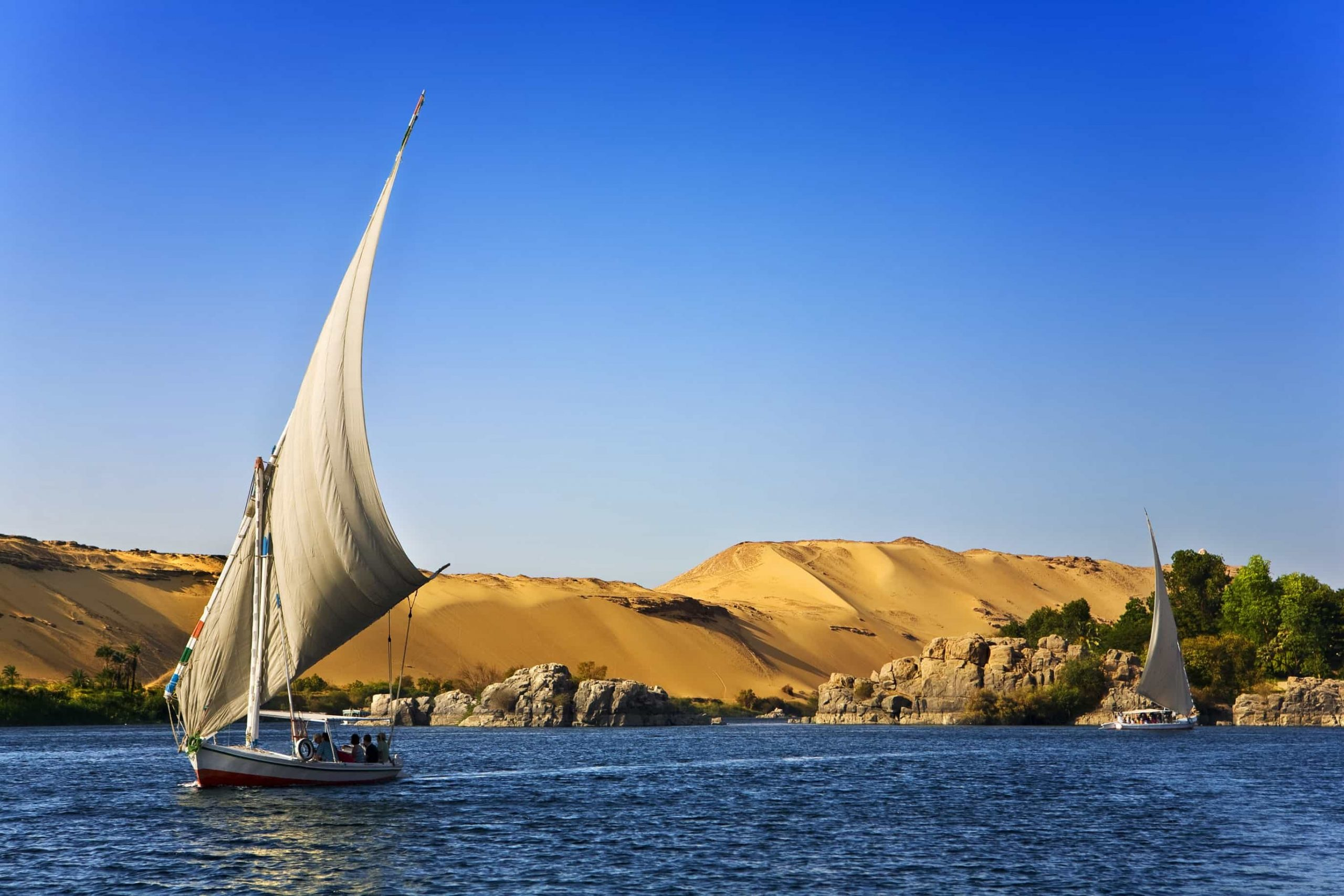 rio nilo egipto