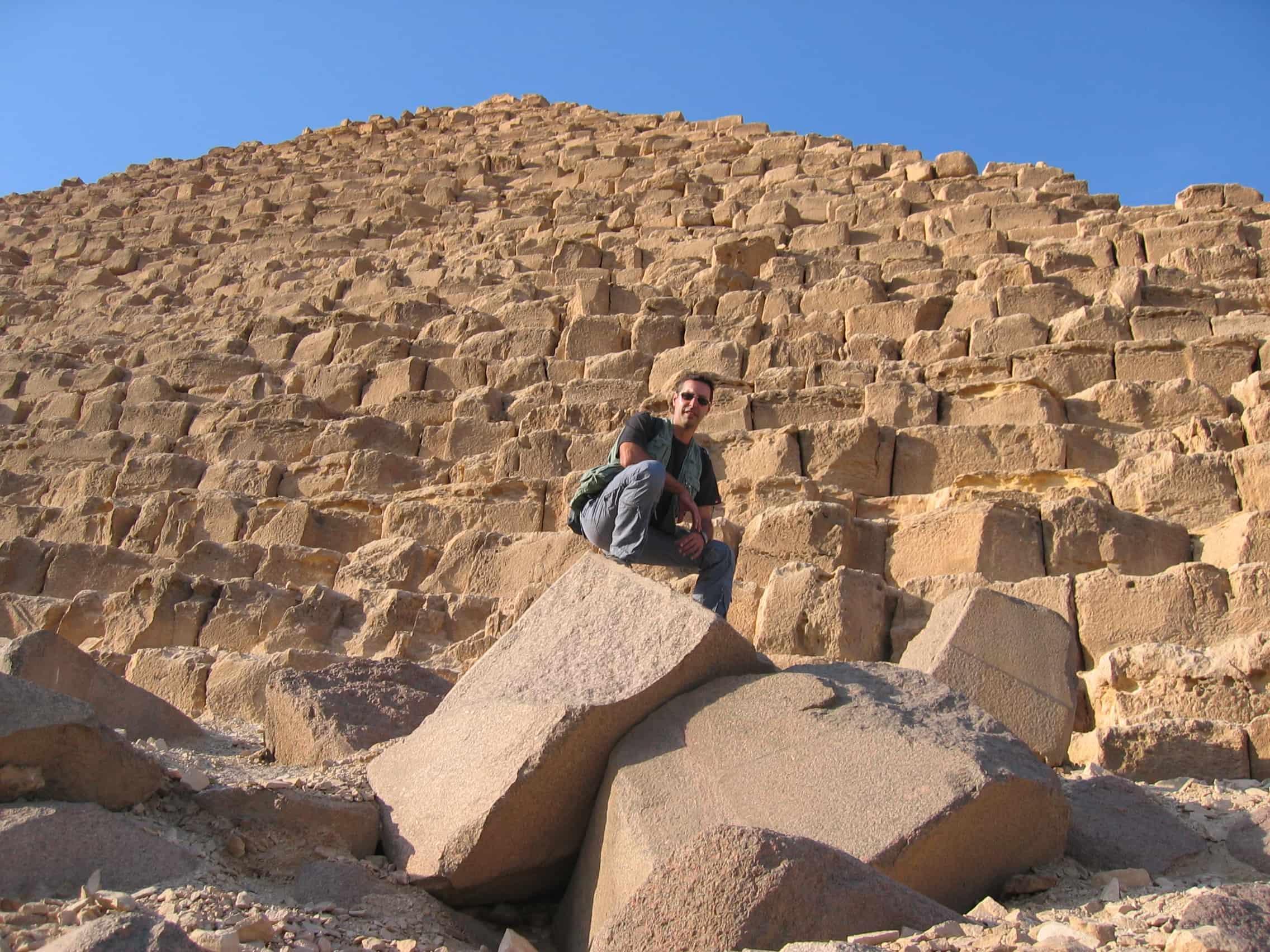 primer viaje free covid: Egipto