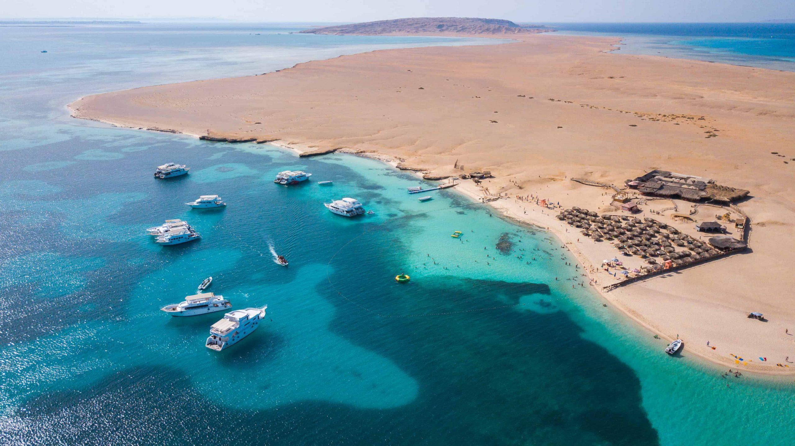 mar rojo en egipto