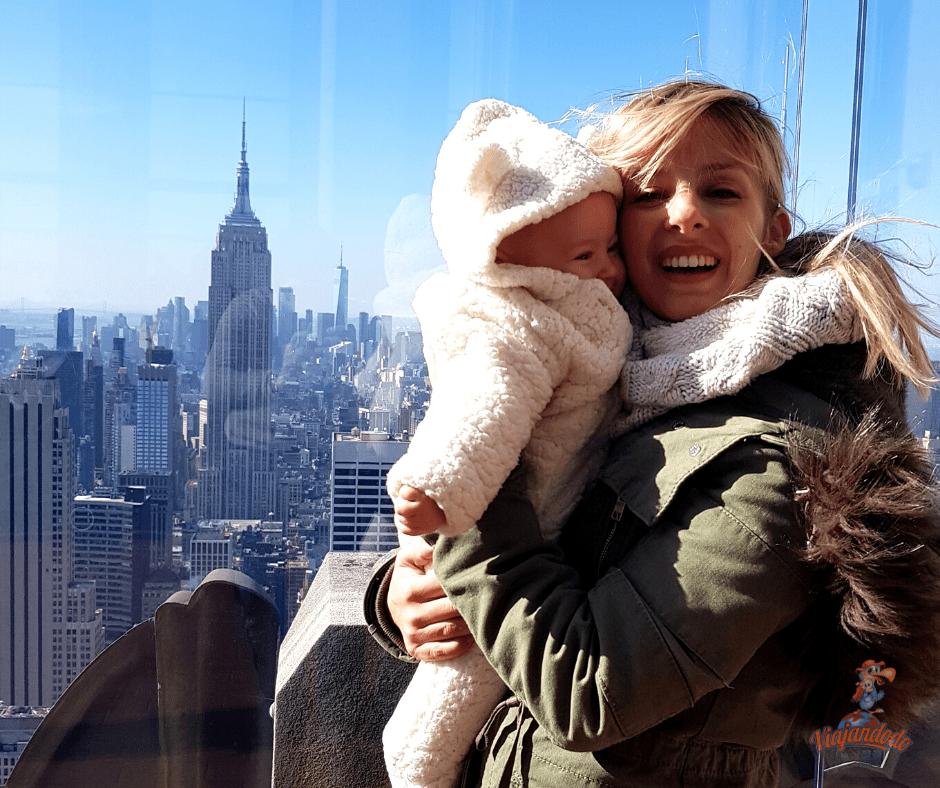 nueva york con bebe