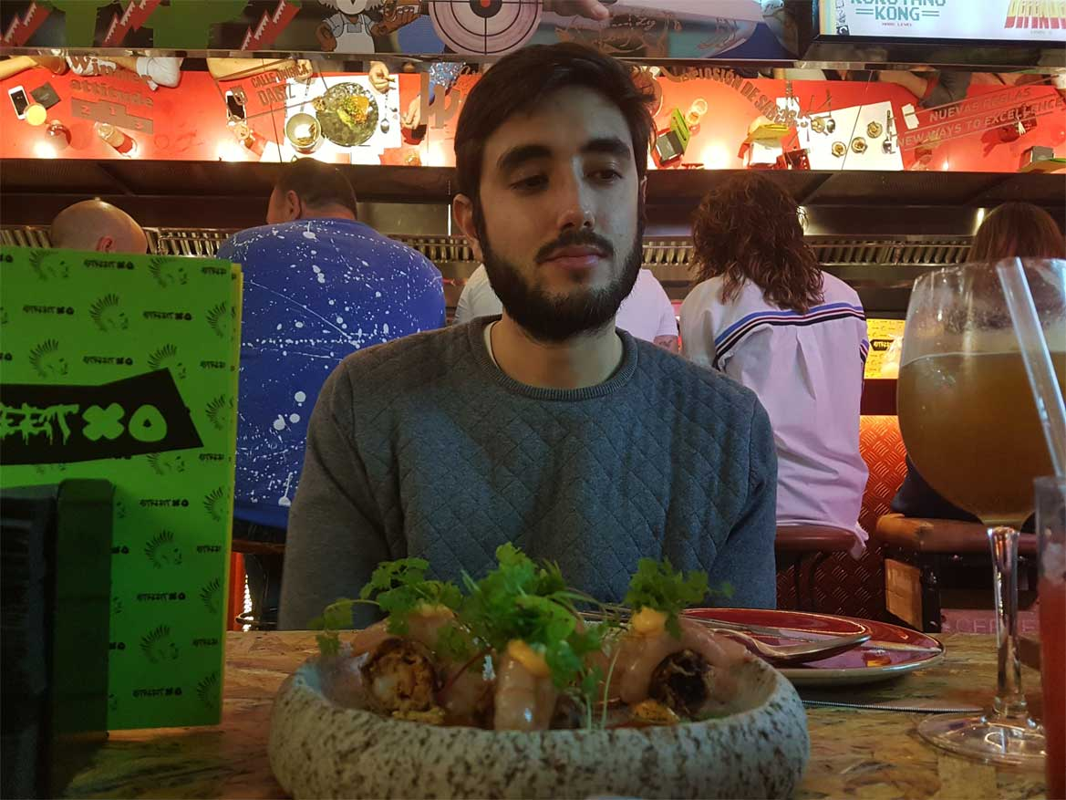 gastronomia madrid