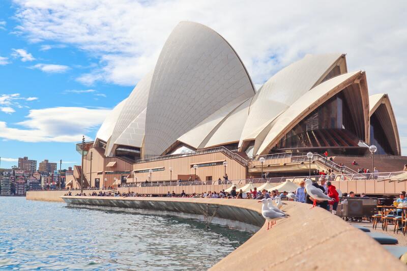 Australia Sidney Slow Travel