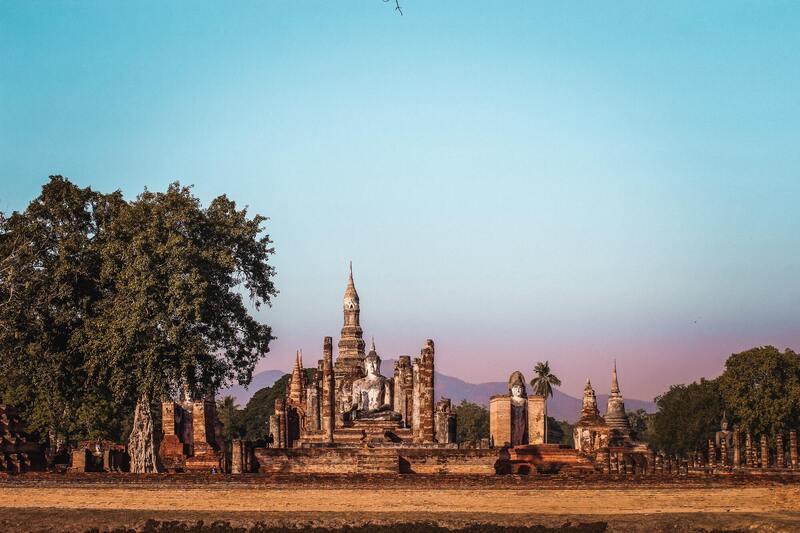 Tailandia Sukhothai slow travel