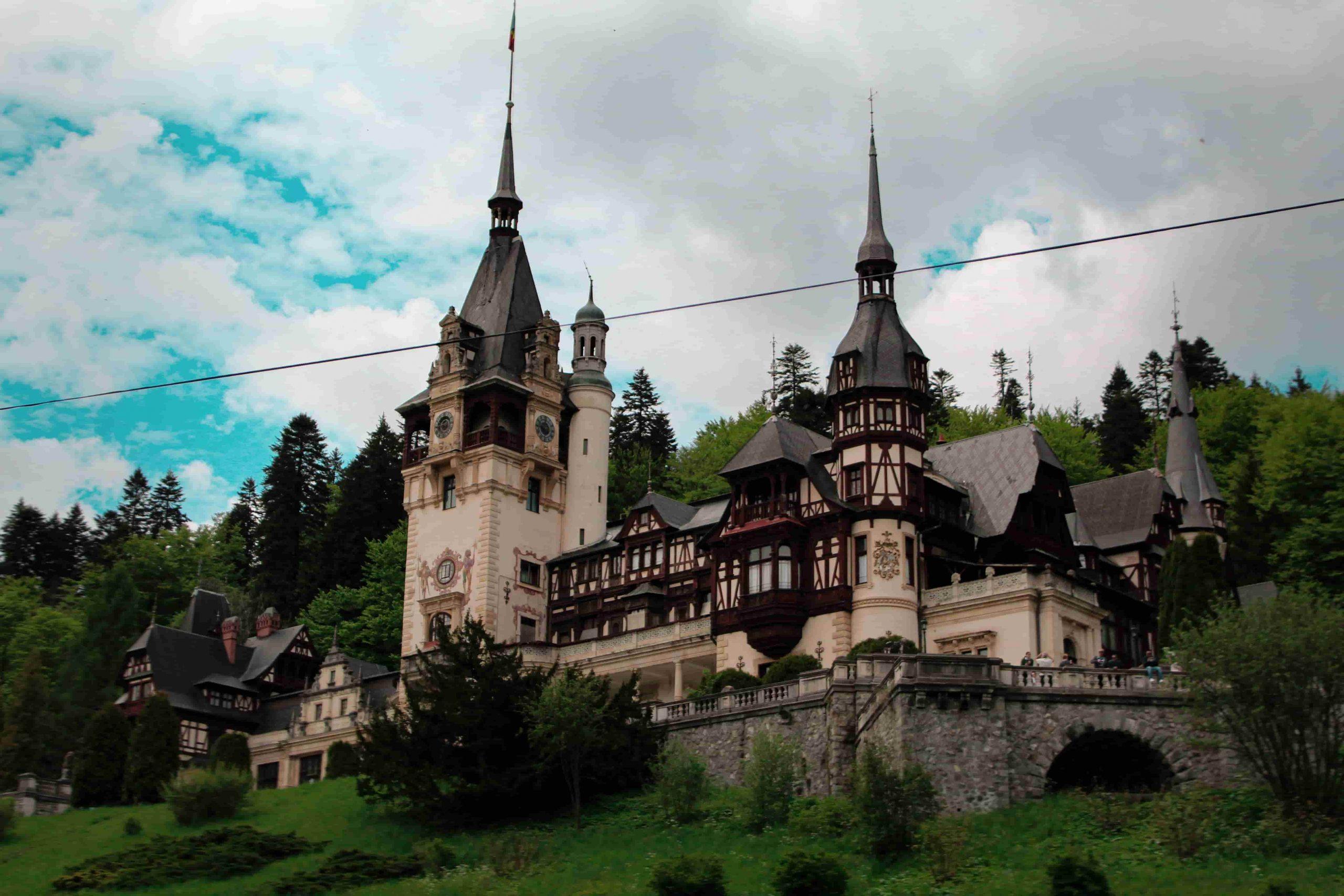 lugares que ver en Rumanía
