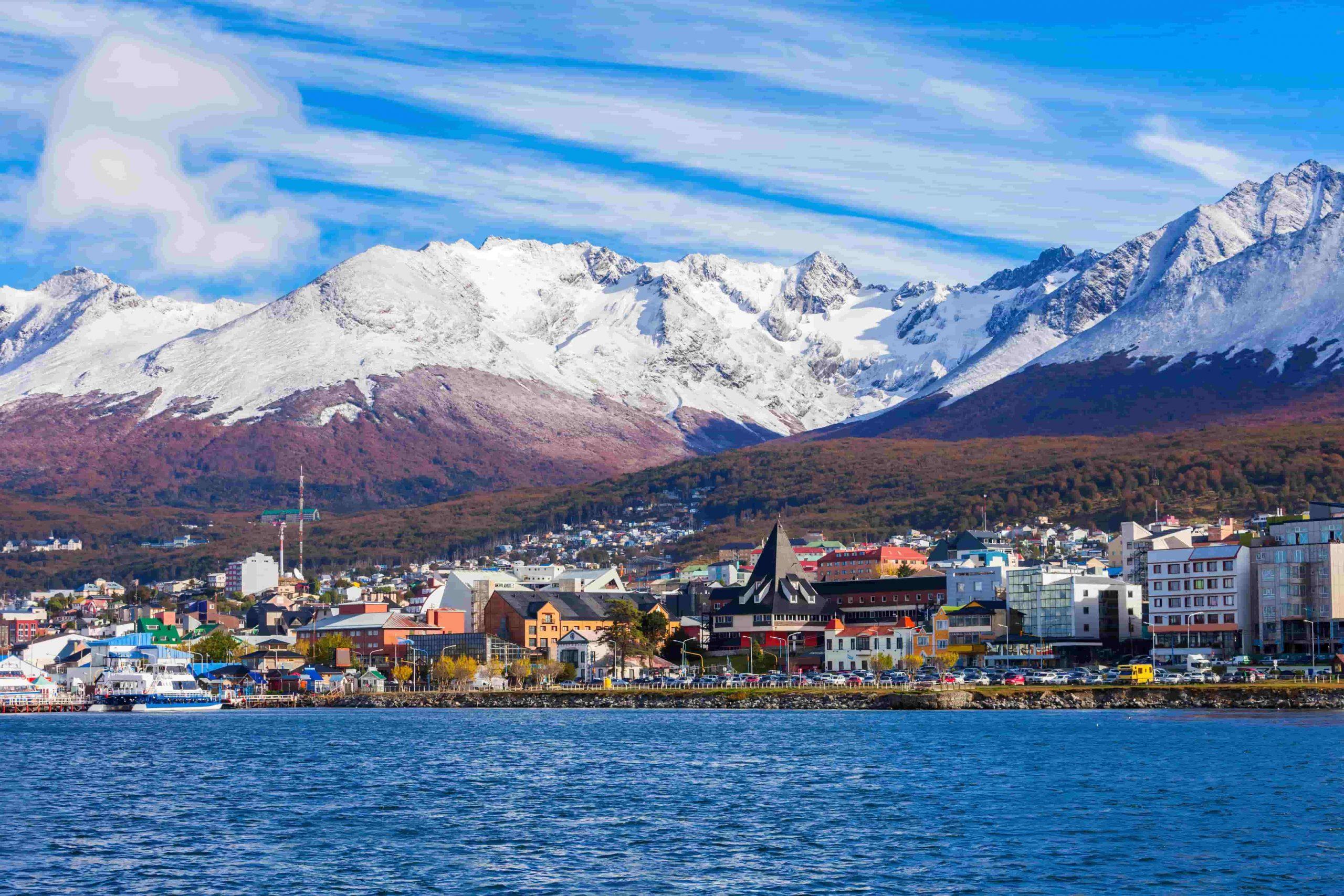 Tierra de Fuego, argentina